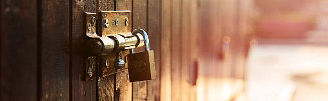 consejos de cerrojos para puertas