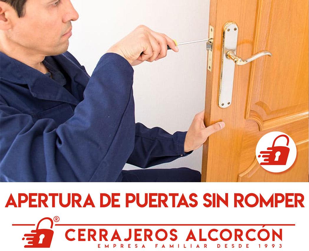 Cerrajeros Alcorcón apertura de puertas
